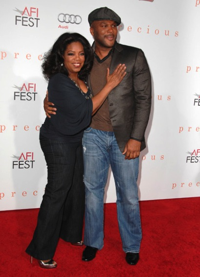 Tyler Perry Links up with Oprah's Own Network