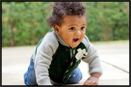 Usher  amp  Tameka   s Son Naviyd Ely Raymond Turns 1   Usher Bashing Usher Raymond Sons