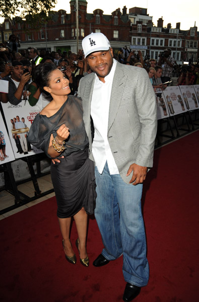 Is tyler perry dating janet jackson