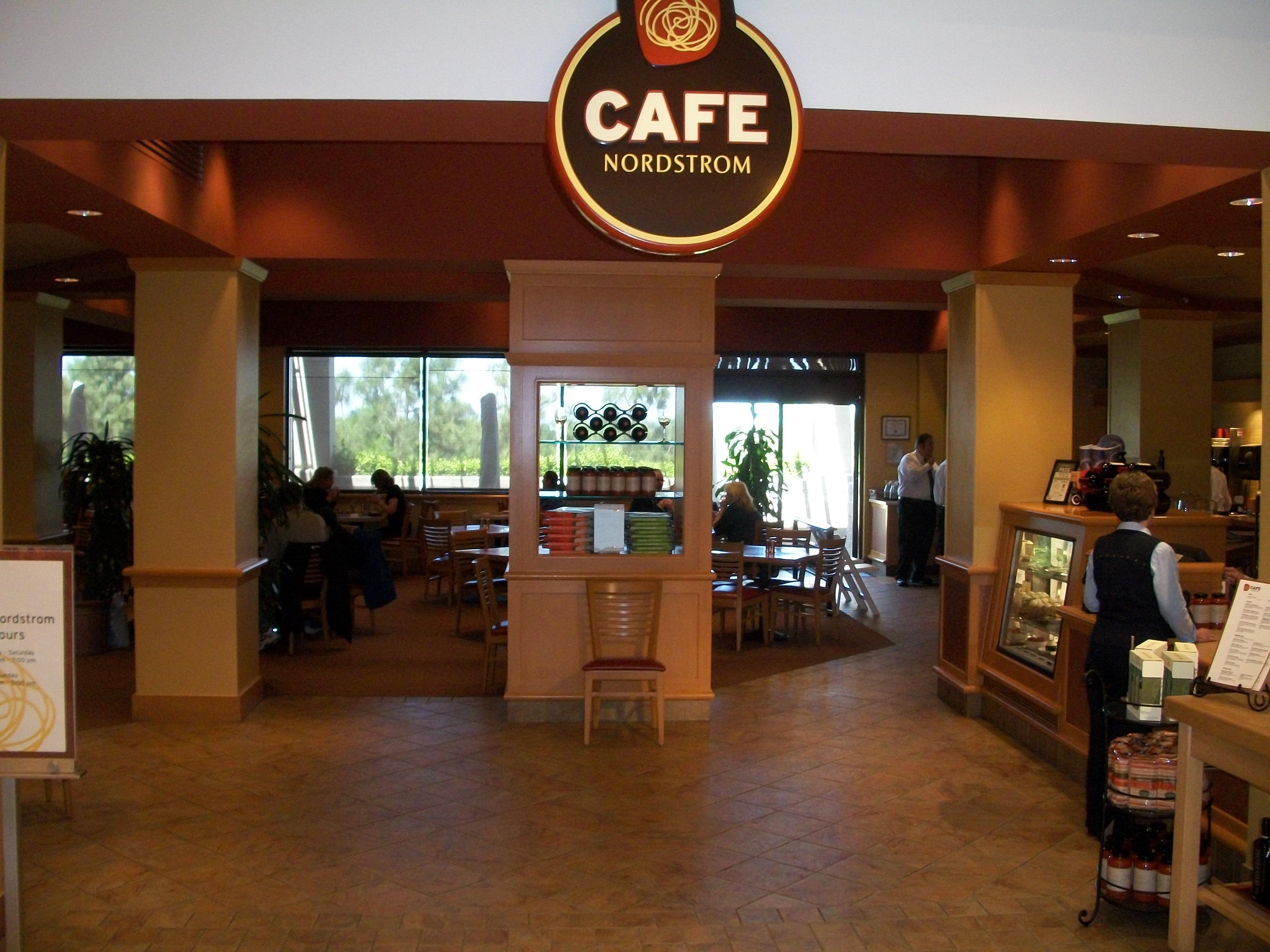 Nordstrom Cafe Pentagon City