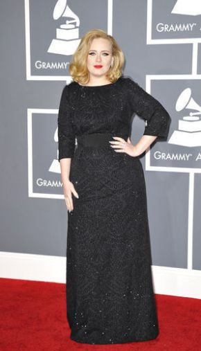 [Celebrity Sightings] Grammy Red Carpet Fashions