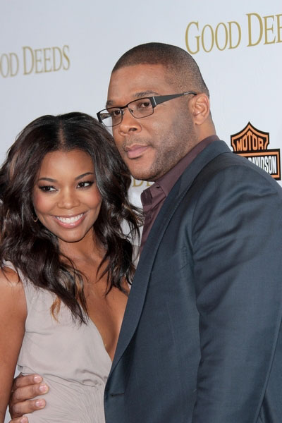 [Celebrity Sightings] Star-Studded Premiere of Tyler Perry's 'Mr. Deeds' & More