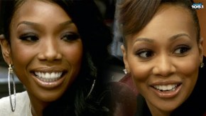 [Interviews] Brandy and Monica Visit the Breakfast Club