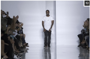 [Pix] 2012 Kanye West Ready-To-Wear Fall/Winter show