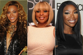 New Brandy Album to Feature Beyonce & Mary J. Blige