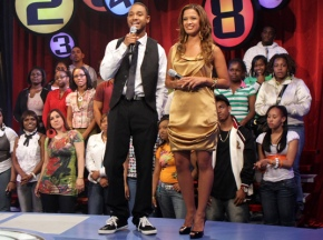 [Video] Terrence & Rocsi Leaving 106 & Park after 7 Years…