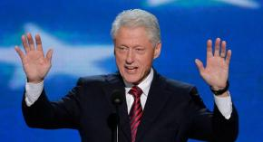 [Video] Bill Clinton's Speech at the DNC + Transcript
