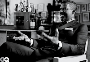 [Interviews] Denzel Washington Opens up to GQ About The Holy Ghost, Romney & More