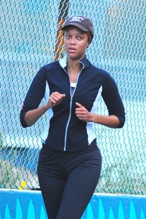 [Out & About] Tyra Banks Sans Make-up + Ciara + Jennifer Hudson + Taraji P. Henson & More!
