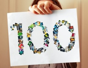 100 Things I am going to do on Vacation!