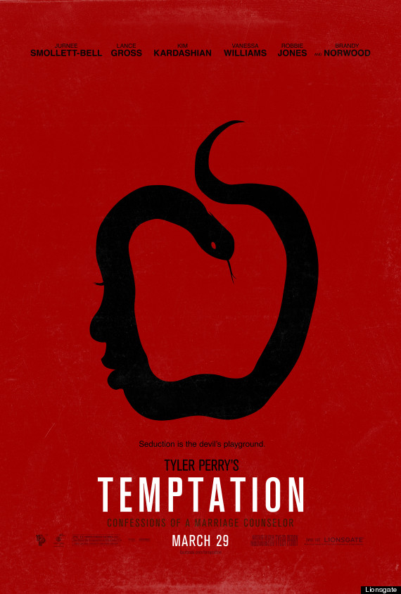 [Movie Poster] Tyler Perry's Temptation: Confessions of a Marriage Counselor