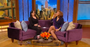 Faith Evan's on Wendy: Catching Lil' Kim with Biggie; Finding Biggie's Murderer