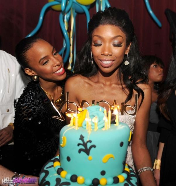 Happy Birthday Brandy &Kelly!