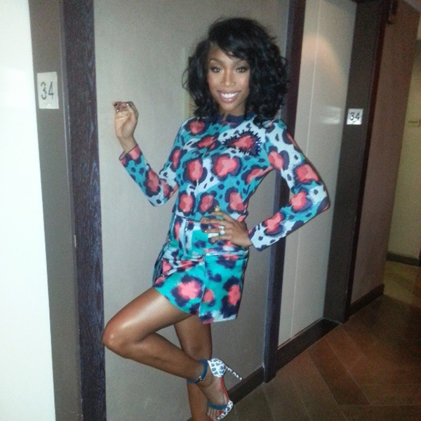 [Videos] Brandy Talks 'The Game' and 'Temptations' On Wendy Williams