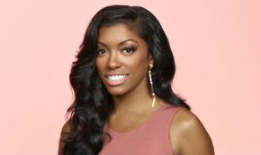 "Preach, Evangelist Porsha Williams ""Stewart!"""