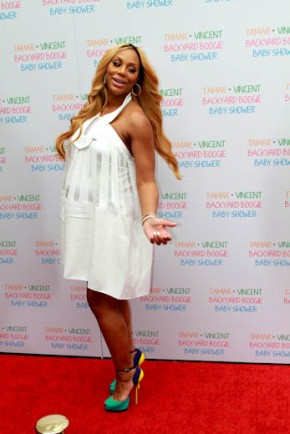 [Pix] Tamar and Vince's Baby Shower