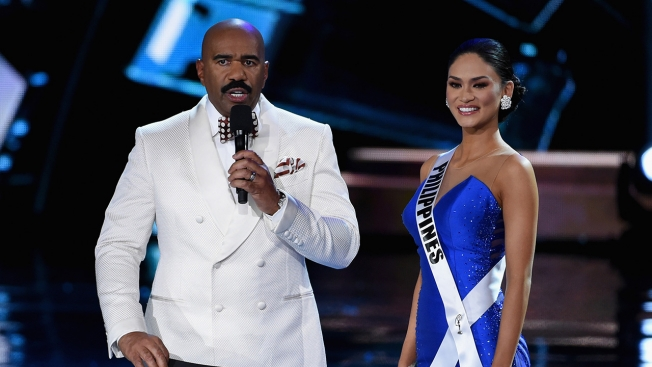 Dear Miss Universe Organization, You failed.